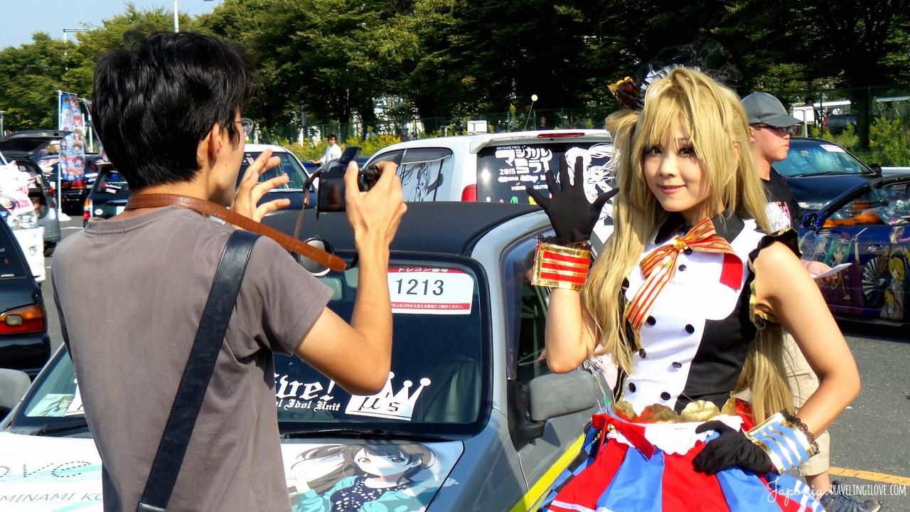 Itasha Odaiba Car Show (16)